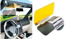 Parasolar auto HD Vision, cu ecran de zi / noapte