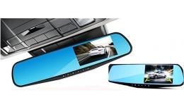 Oglindă retrovizoare cu cameră, în rezoluție HD