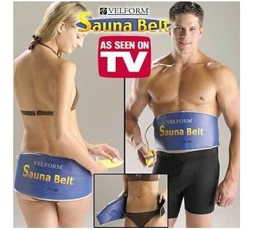 Centura de saună Sauna Fitness Belt