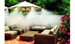 Sistem de răcire cu ceață