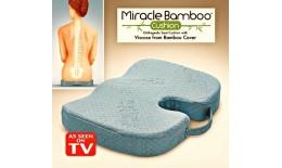 Perna confort pentru sezut Miracle Bamboo