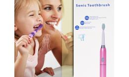Sonic periuță de dinți 1+1 GRATUIT
