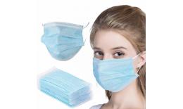 Mască de protecție - 1.25 lei/bucată, medicala / chirurgicala