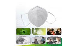 Mască de protecție KN95 / FFP2