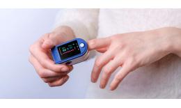 Pulsoximetru - Oximetru profesional de deget cu ecran OLED