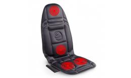 Perna de masaj și încălzire în mașină