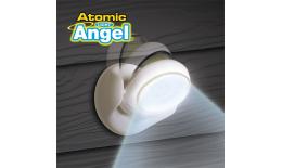 Lampa fara fir cu LED si senzor de miscare